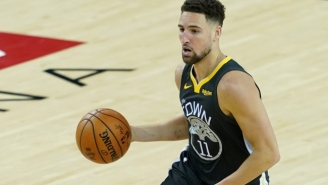 Klay Thompson Thought Raptors Fans Cheering After Kevin Durant Went Down Was 'Bullsh*t'
