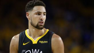 Klay Thompson Suffered A Torn ACL During Game 6