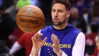 Mychal Thompson Says There's 'No Question' Klay Will Re-Sign With The Warriors
