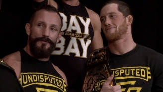 Kyle O'Reilly And Bobby Fish Have Both Been Pulled From Matches Due To Injury
