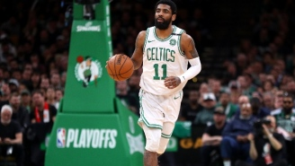 Kyrie Irving Is Reportedly 'Serious' About The Nets, Who Just Freed Up Serious Cash