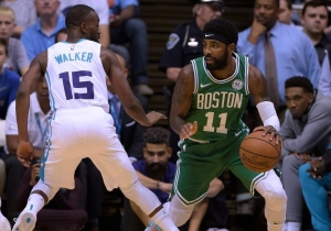 The Celtics Are Apparently Trying To Work A Three-Team Sign And Trade With The Nets And Hornets