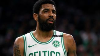 The Nets And Kyrie Irving Are Expected To 'Move Quickly' On A Four-Year, $141 Million Deal