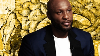 Lamar Odom Discusses Ketamine Use For Addiction And Depression