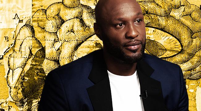 Lamar Odom Discusses Ketamine Use For Addiction And Depression