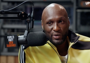Lamar Odom On 'People's Party With Talib Kweli' – Full Interview
