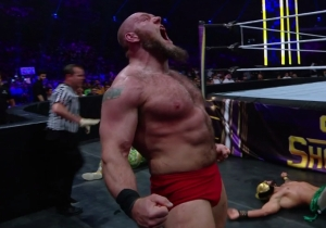 WWE's Lars Sullivan Could Be Out Of Action For Up To Nine Months