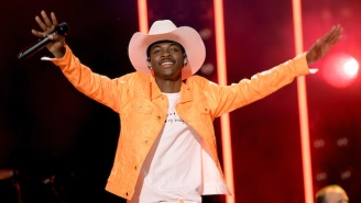 Lil Nas X Hints He's A Part Of The LGBTQ Community In A Tweet