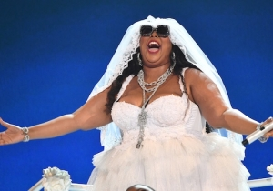 Lizzo Was Thrilled To Find Out Rihanna Approved Of Her BET Awards Performance