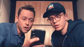 Logic Recruits An Eminem Body Double For His Tongue-In-Cheek 'Homicide' Video