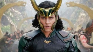 We Finally Have Our First Look At Marvel's 'Loki' Series On Disney Plus