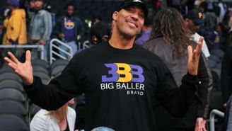 LaVar Ball Says The Lakers Will 'Never Win Another Championship' After Trading Lonzo