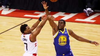 Warriors Center Kevon Looney Is Out Indefinitely After Reportedly Suffering A Fractured Collarbone