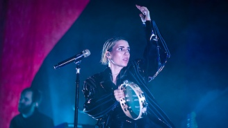 Lykke Li Releases A New 'Sex Money Feelings Die' Remix Featuring Lil Baby And Snowsa