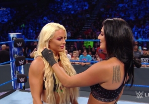 Sonya Deville And The Risks Of LGBTQ Storylines In WWE