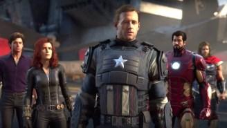 'Marvel's Avengers' Video Game Trailer Brings The Old Gang Back Together