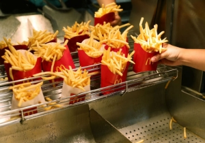 The Raptors' Run To The NBA Finals Has Cost McDonalds Millions Of Dollars In Fries