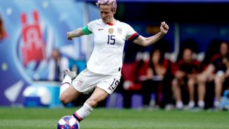 The US Women Survived A Tense World Cup Match Against Spain To Advance To The Quarterfinals