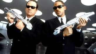 Here's The 'Emotionally Complete' Reason Why Will Smith And Tommy Lee Jones Aren't In The New 'Men In Black'