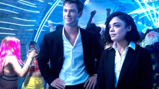 The Original 'Men In Black' Was The First Movie With A Star That Tessa Thompson 'Could Relate To'