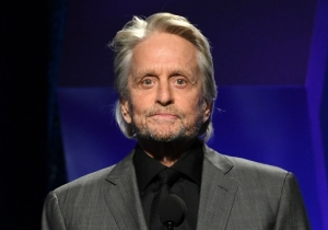 Michael Douglas Claims He Lost An Acting Award At Cannes Because Of Steven Spielberg
