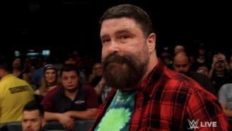 Mick Foley Will Watch Wrestling With Fans Who Donate To Ashley Massaro's Daughter