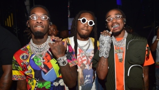 Migos Warn Against 'Clout Chasing' On Their Trap-Praising New Song, 'Stripper Bowl'