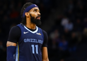The Grizzlies Have Traded Mike Conley To The Jazz