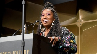 Michelle Obama Honored Missy Elliott During Her Songwriters Hall Of Fame Induction