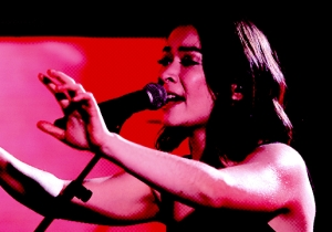 Mitski Is Ready To Take Over Your Television