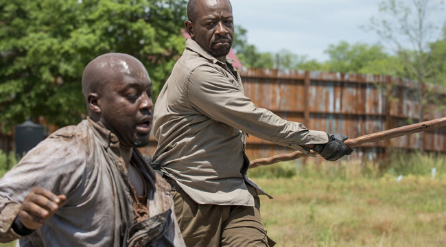 'Fear The Walking Dead' Has Lost The Most Effective Weapon In Its Arsenal