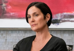 Carrie-Anne Moss Tells Us About 'Jessica Jones' And Why 'The Matrix' Is More Relevant Than Ever