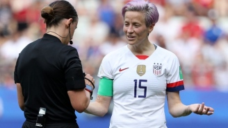 The USWNT Got Invited To The White House Following Megan Rapinoe's Comments About Donald Trump