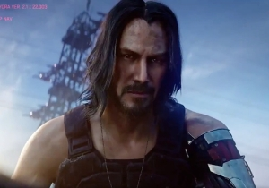 Keanu Reeves Showed Up At Xbox's E3 Presentation And Revealed He'll Be In 'Cyberpunk 2077'