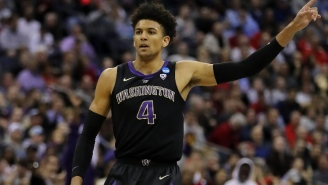 The Sixers And Celtics Have Reportedly Swapped Picks So Philly Can Take Matisse Thybulle