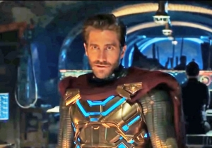 Jake Gyllenhaal Hit The Bar As Mysterio, Which Went About As Well As You'd Expect