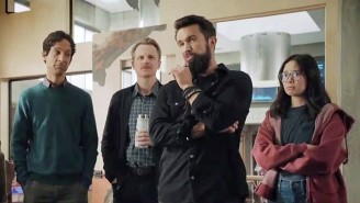 'It's Always Sunny' Star Rob McElhenney Offers A First Look At His Apple TV Series 'Mythic Quest'
