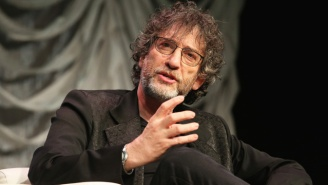 Neil Gaiman Gives A Flawless Response To A Christian Group Who Wants 'Good Omens' Cancelled