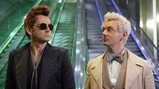 Netflix And Amazon Prime Gleefully Respond To That Silly 'Good Omens' Petition
