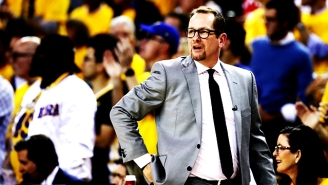 Nick Nurse's Coaching Odyssey Perfectly Prepared Him For The Moment In Toronto