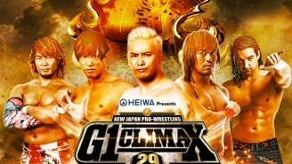 NJPW Announced The Competitors And Blocks For The 2019 G1 Climax