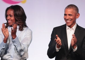 The Obamas Are Set To Start Making Podcasts For Spotify In Yet Another Streaming Deal