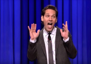 Paul Rudd Is Joining The Cast Of Jason Reitman's Mysterious 'Ghostbusters' Movie