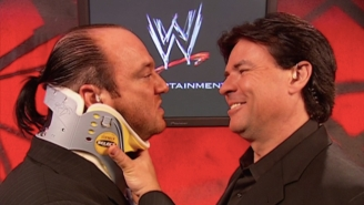 Wrestlers React On Twitter To Paul Heyman And Eric Bischoff Taking Over WWE TV
