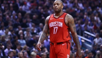 P.J. Tucker Says No One Cares If The Rockets 'F*cking Hate Each Other' As Long As They Win A Ring