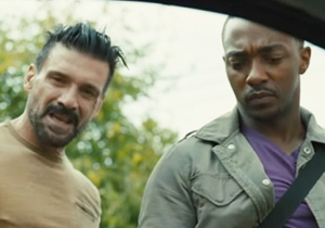 Frank Grillo And Anthony Mackie Go Toe-To-Toe With Dirty Cops In Netflix's 'Point Blank' Trailer