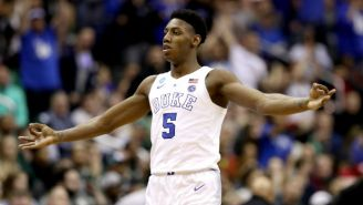 R.J. Barrett Will Only Workout For The Knicks: 'This Is The Place I Want To Be'