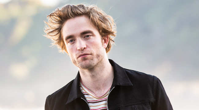 Robert Pattinson Is Surprised There Wasn't More Vitriol Over Him Becoming The Next Batman