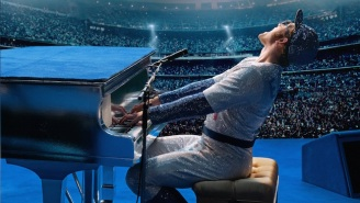 Fact Check: Did Elton John Really Turn Into A Human Rocket Like He Did In 'Rocketman'?