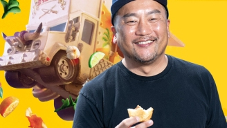 Roy Choi Takes Us Behind The Scenes Of Netflix's 'The Chef Show'